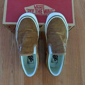 Vans Classic Courduroy Slip Ons